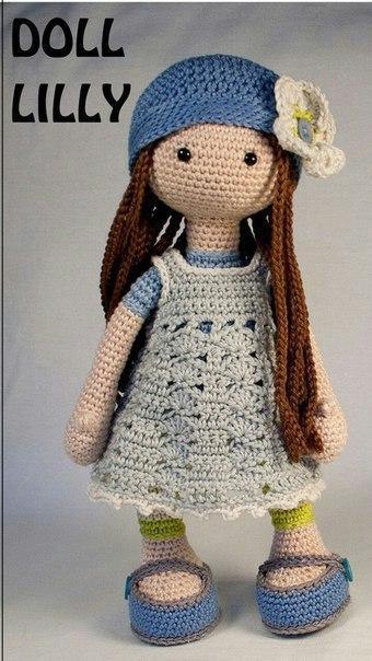 Куклы амигуруми схемы бесплатно