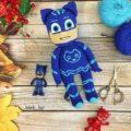 Бесплатная схема вязания кэтбоя из героев в масках