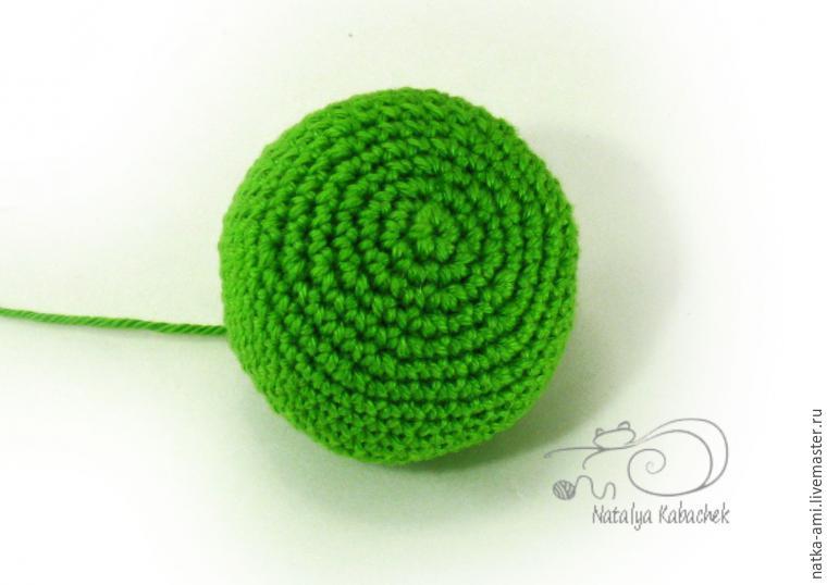 Схема вязания капусты крючком с фото описанием