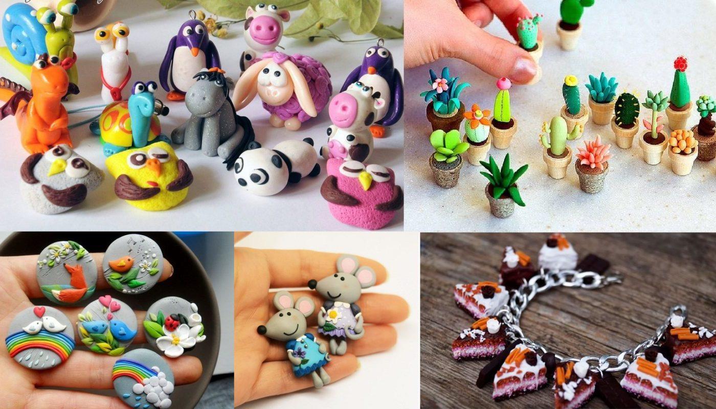 Чем заменить полимерную глину для оформления деталей игрушек